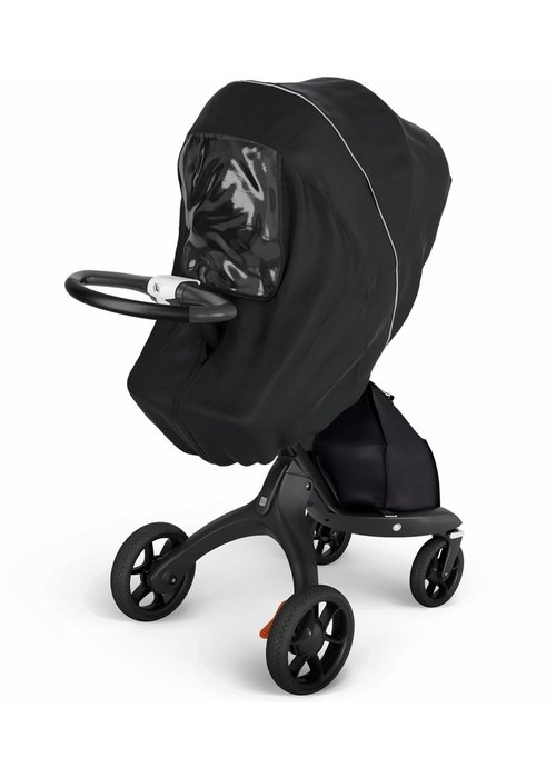 Stokke Stokke Stroller Rain Cover For Trailz And Xplory, Seat and Cot