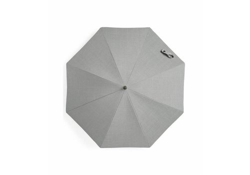 Stokke Stokke Parasol-Umbrella In Grey Melange