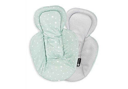 4moms 4 moms Qulited Newborn Insert For Mamaroo And RockARoo Reversible Cool Mesh