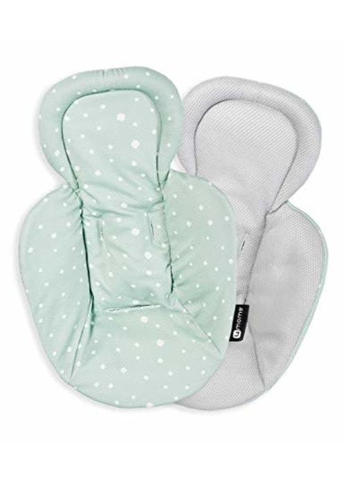 4moms 4 moms Qulited Newborn Insert For Mamaroo And RockARoo Reversible Cool Mesh