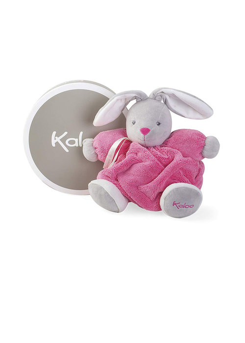 Kaloo Kaloo Chubby Rabbit Medium In Rasberry
