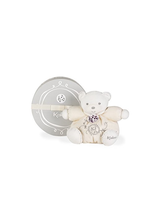 Kaloo Kaloo Perle Bear Small In Musical Cream