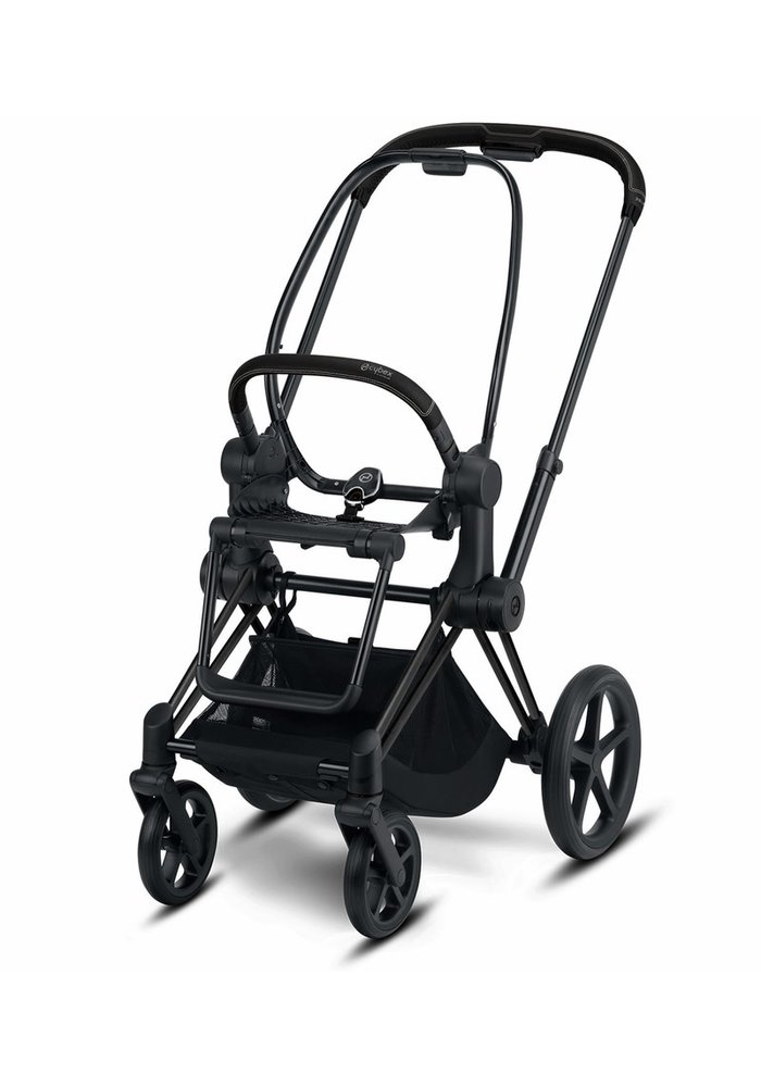 2020 Cybex PRIAM 3 Frame Included Seat Hardpart In Matte Black