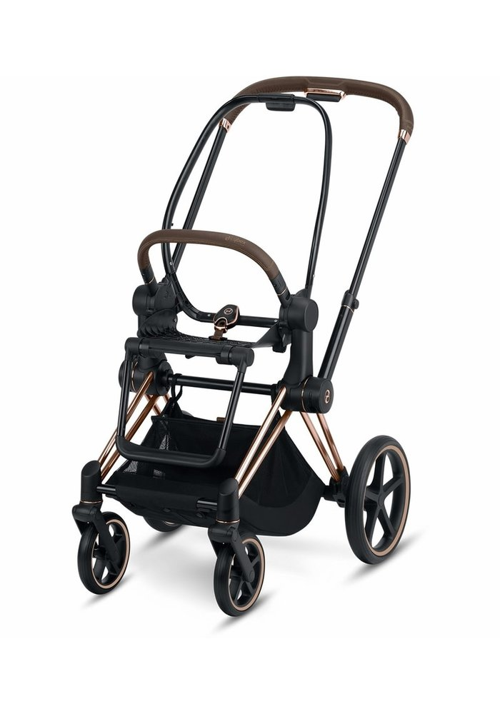 2020 Cybex PRIAM 3 Frame Included Seat Hardpart In Rose gold
