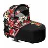 Cybex 2020 Cybex PRIAM 3 Lux Carry Cot Spring Blossom Dark   black