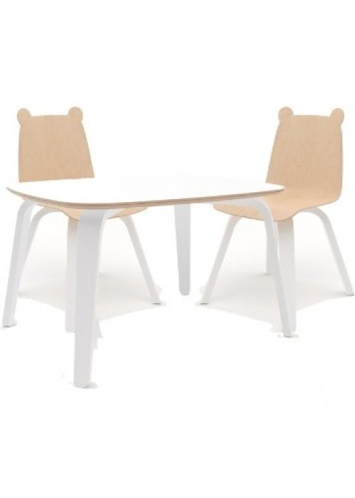 Oeuf Oeuf Play Table In White