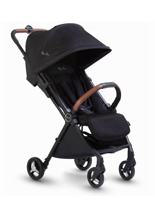 Silver Cross 2020 Silver Cross Jet Light Weight Stroller In Black