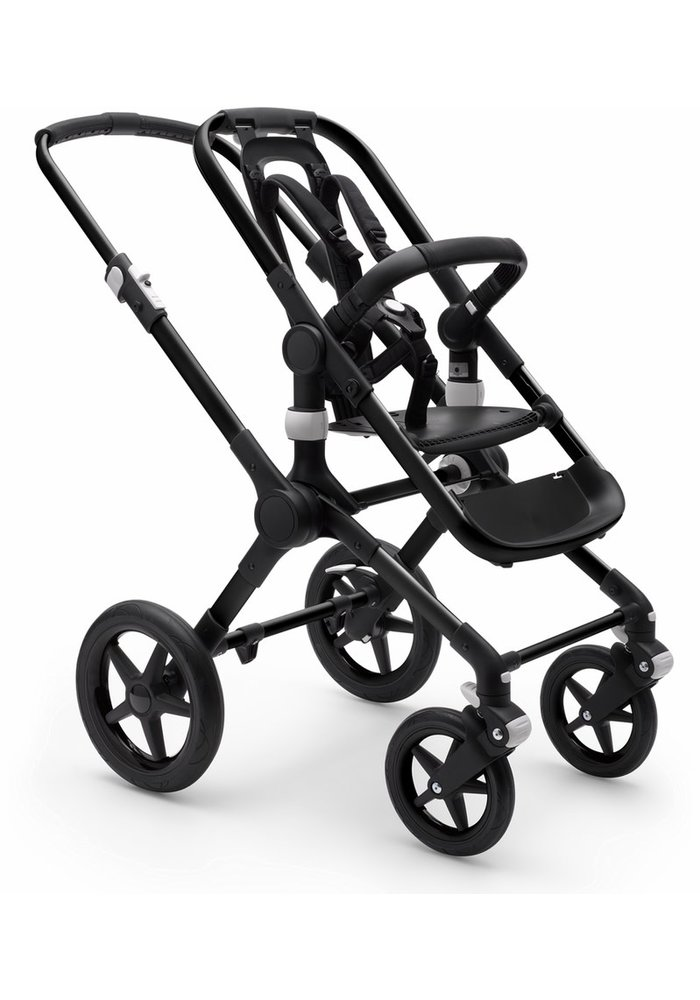 Bugaboo Fox2 Base Chassis In Black