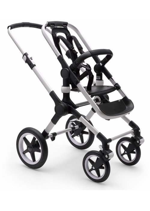Bugaboo Bugaboo Fox2 Base Chassis In Silver (Aluminum)