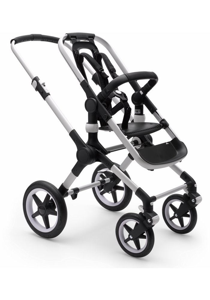 Bugaboo Fox2 Base Chassis In Silver (Aluminum)