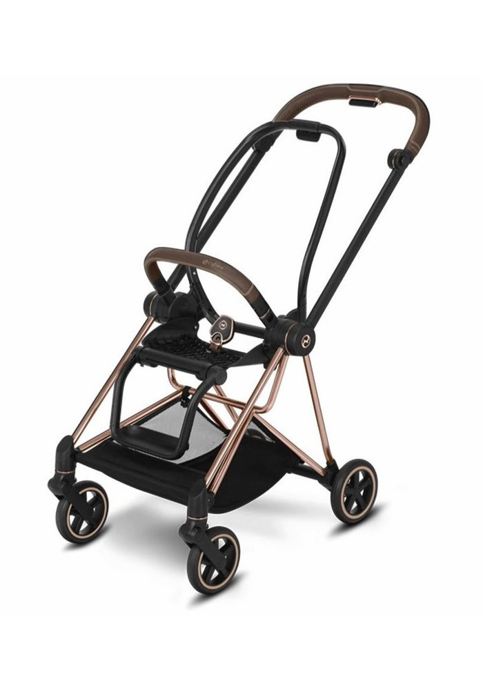 Cybex Mios 2 Frame incl. Seat Hardpart In Rosegold