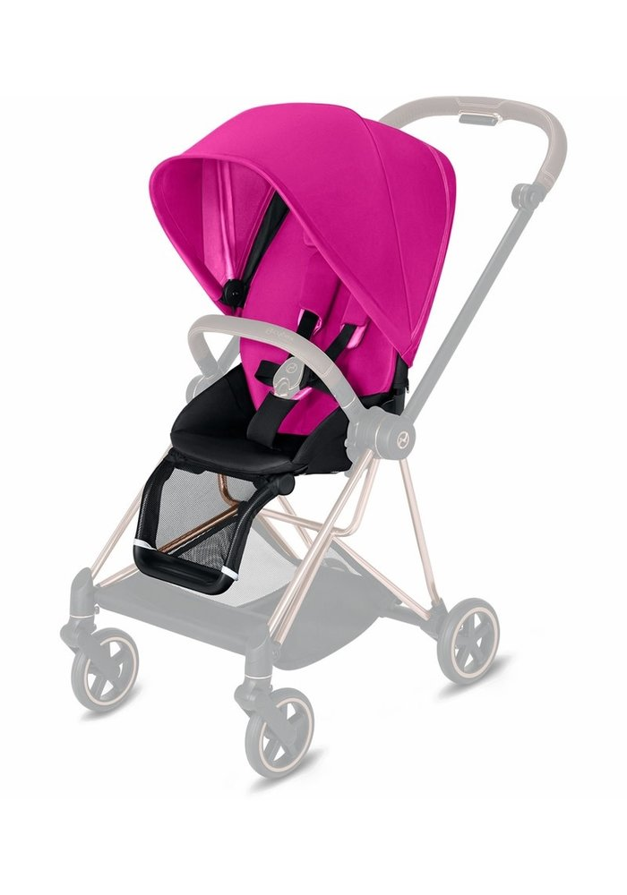 Cybex Mios 2 Seat Pack In Fancy Pink-Purple