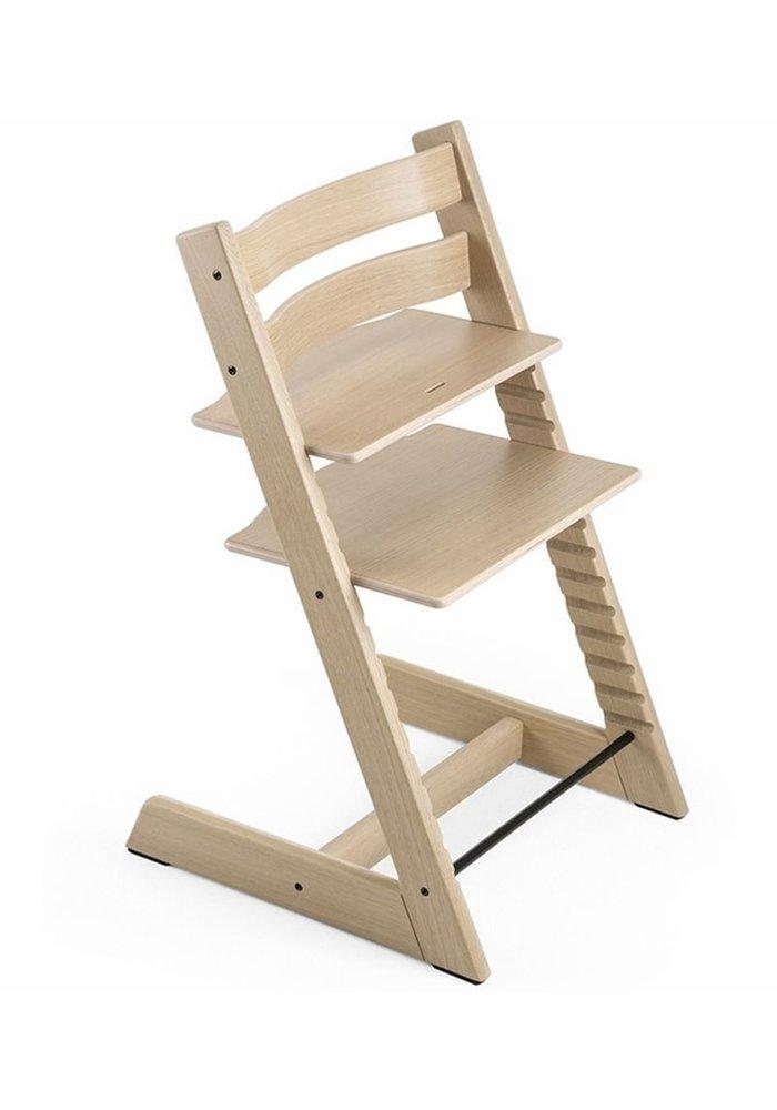 Stokke Tripp Trapp Classic Highchair In Oak-Natural