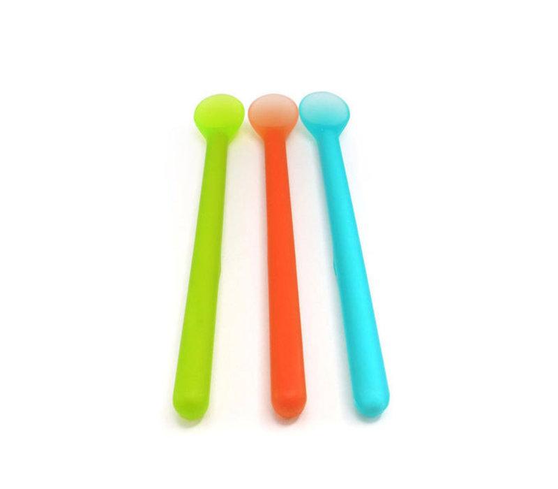 Boon Serve Baby Feeding Spoons - 3 ct