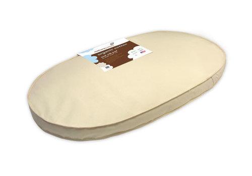 Naturepedic Naturepedic Organic Cotton Crib Mattress Oval Fits Sleepi Crib