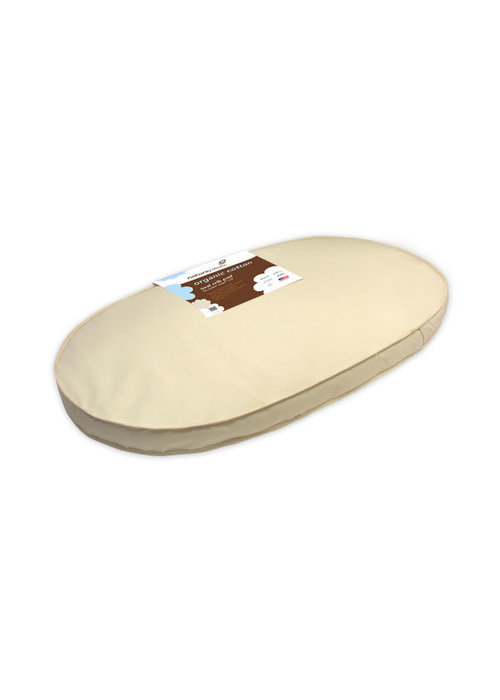 Naturepedic Naturepedic Organic Cotton Crib Mattress Oval Fits Sleepi Crib