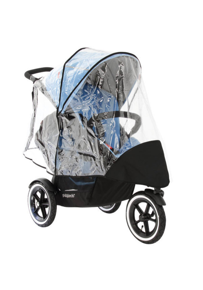 CLOSEOUT!! Phil and Teds Navigator Rain Cover Double