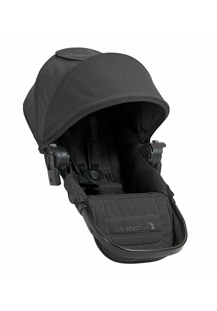 Baby Jogger City Select Lux Second Seat In Granite