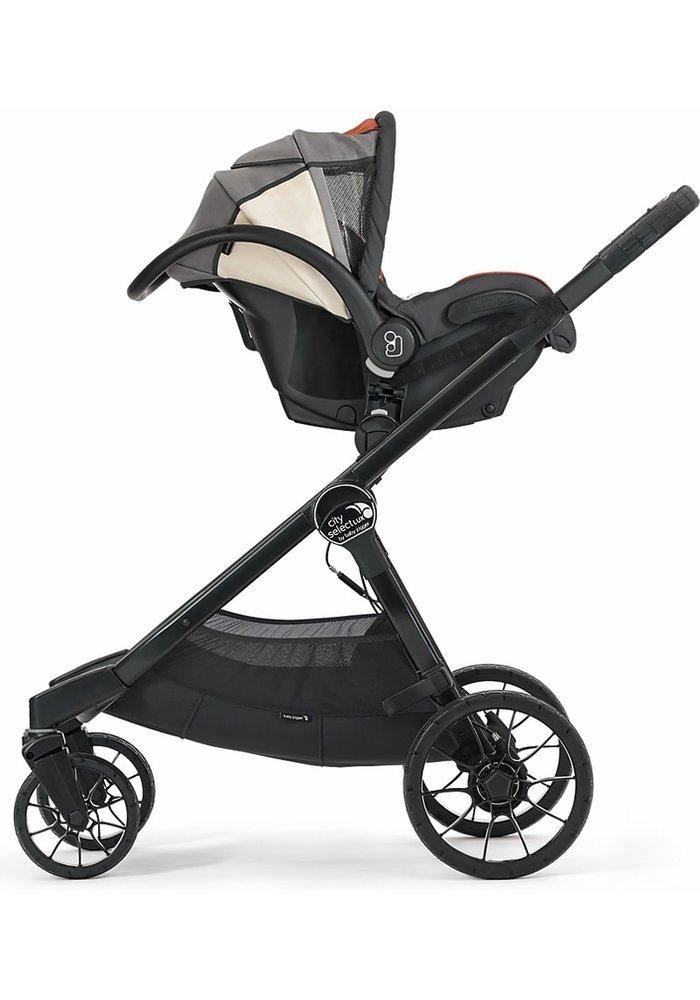 Baby Jogger Car Seat adapter- City select/LUX/Premier- Maxi Cosi, Cybex, Nuna