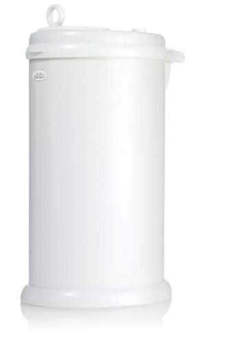 Ubbi World Ubbi Diaper Pail In White
