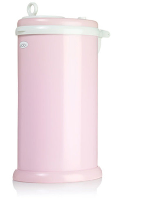 Ubbi World Ubbi Diaper Pail In Light Pink