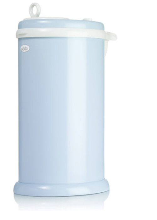 Ubbi World Ubbi Diaper Pail In Light Blue