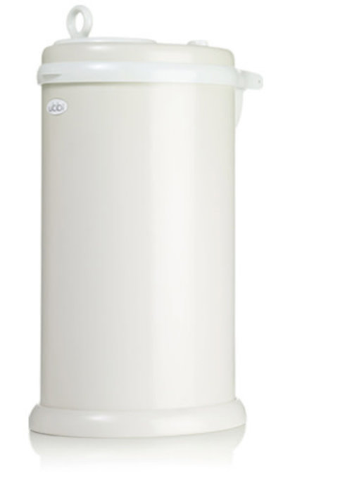 Ubbi World Ubbi Diaper Pail In Ivory
