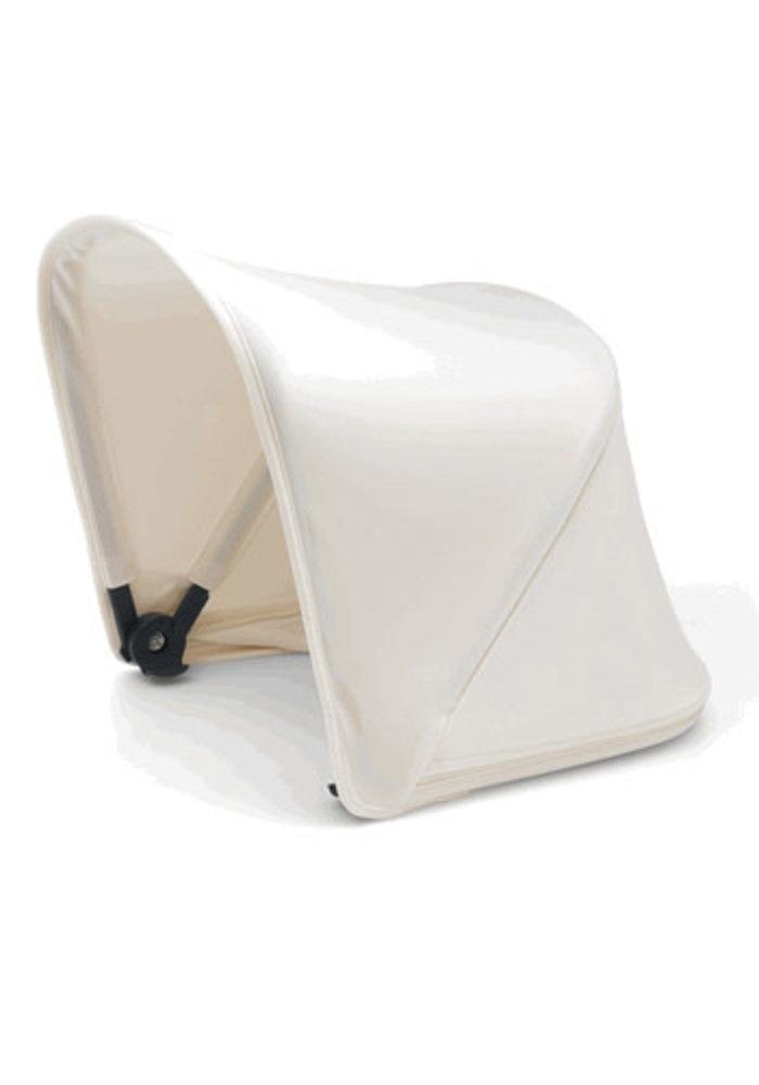 CLOSEOUT!! Bugaboo Cameleon/Fox Sun Canopy In Fresh White