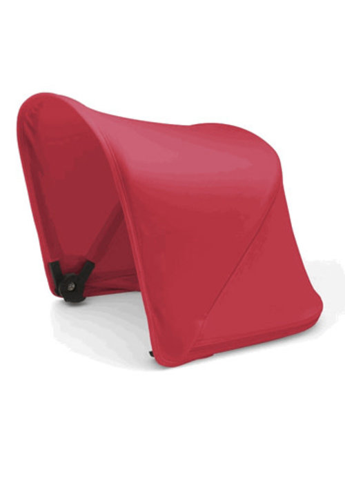 Bugaboo CLOSEOUT!! Bugaboo Cameleon/Fox Sun Canopy In Neon Red