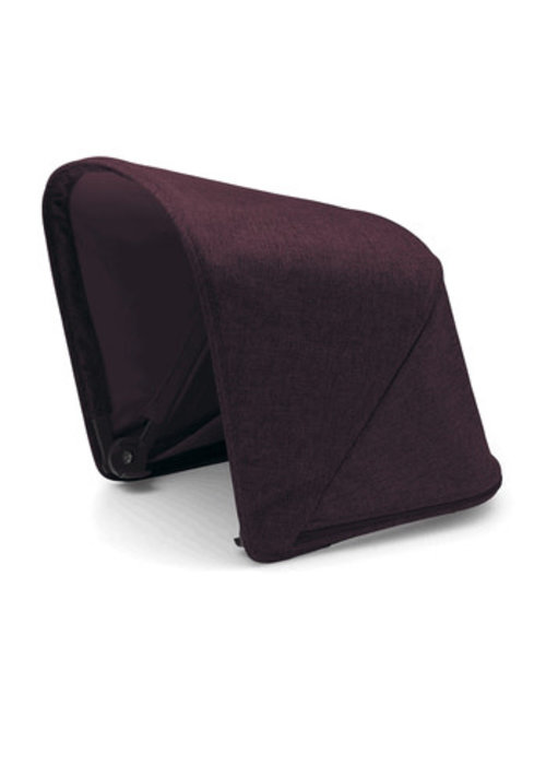 Bugaboo CLOSEOUT!! Bugaboo Cameleon/Fox Sun Canopy In Red Melange