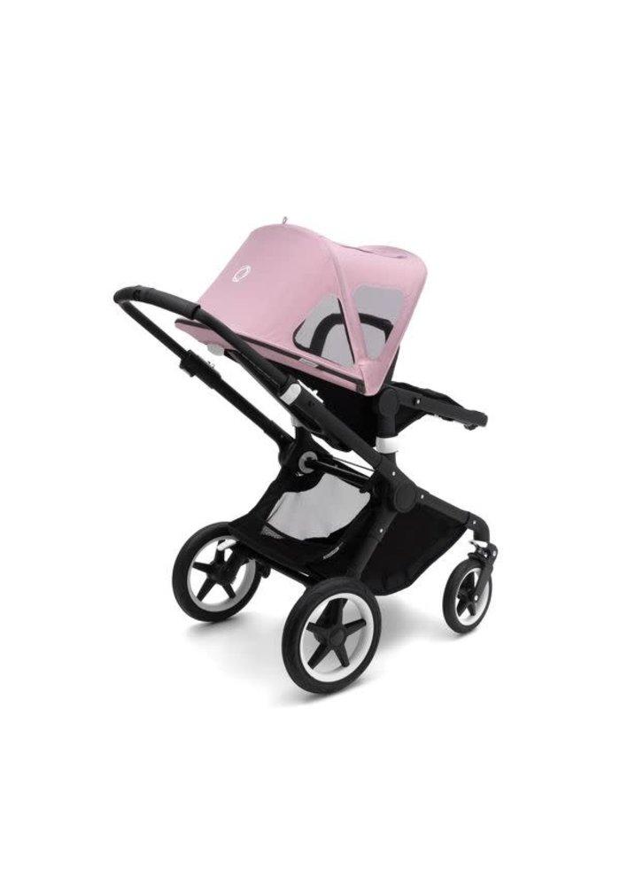 Bugaboo Cameleon/Fox/Fox2/Lynx Breezy Sun Canopy In Soft Pink