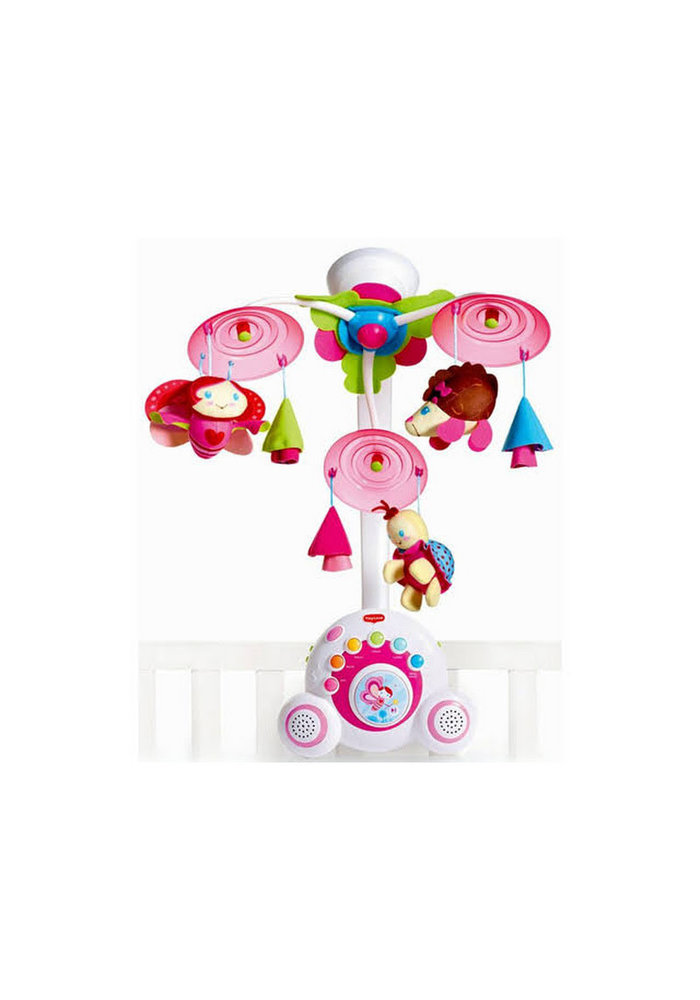 Tiny Love Soothe N Groove Mobile In Tiny Princess Tales