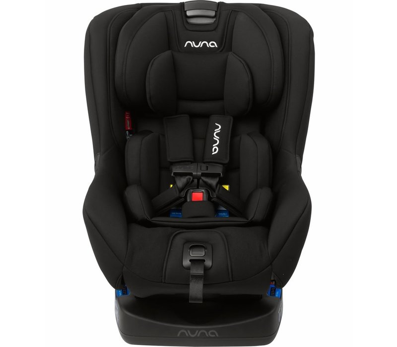 2020 Nuna Rava Convertible Car Seat In Caviar