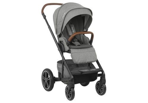 Nuna 2020 Nuna Mixx Stroller In Granite + Adaptors