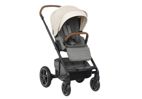 Nuna 2020 Nuna Mixx Stroller In Birch + Adaptors