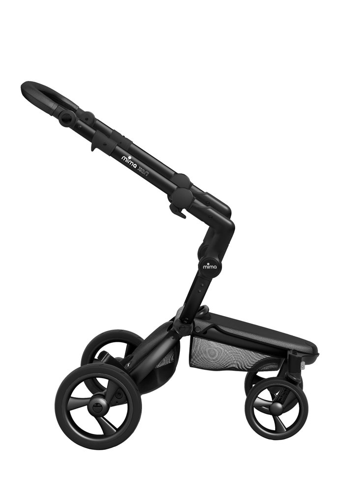 Mima Kids Xari Chassis In Black With Black Wheels