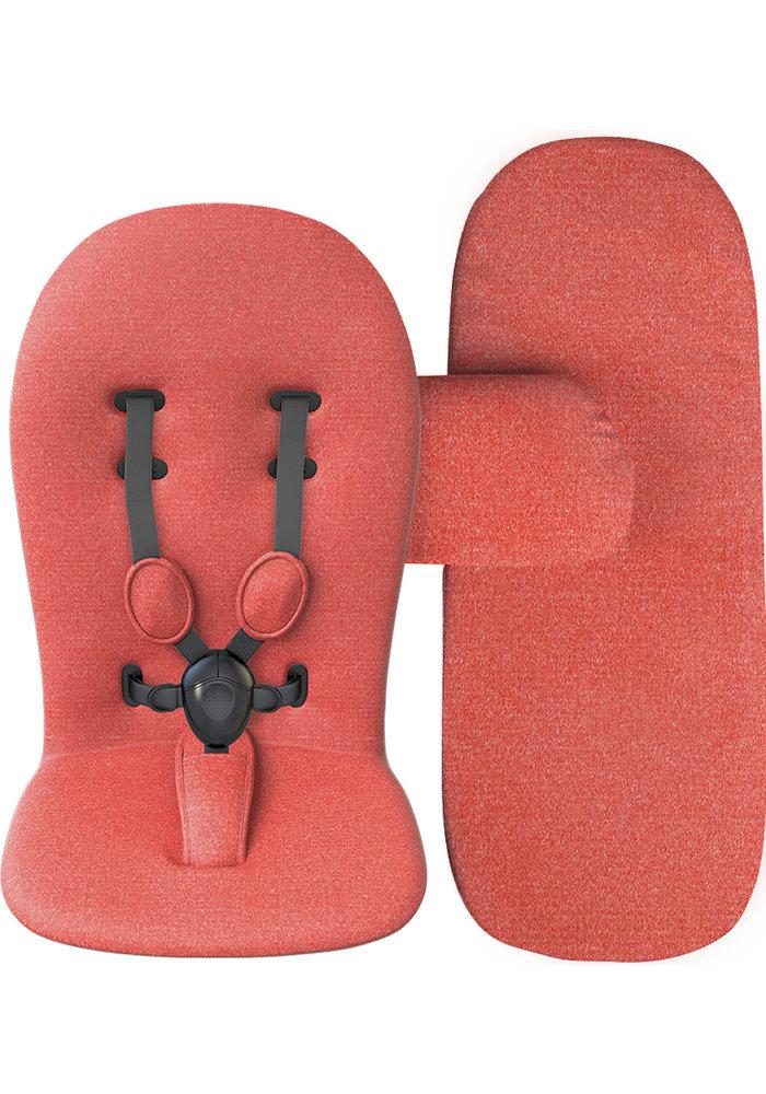 Mima Kids Xari Starter Pack In Coral Red