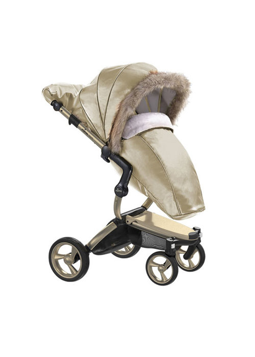 Mima Kids Mima Kids Xari Winter Outfit In Champagne