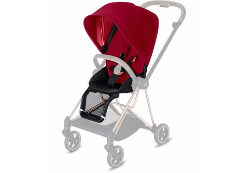 Cybex Cybex Mios 2 Seat Pack In True Red