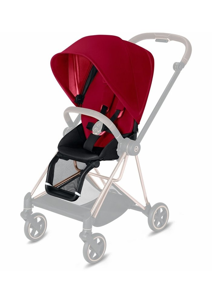 Cybex Mios 2 Seat Pack In True Red
