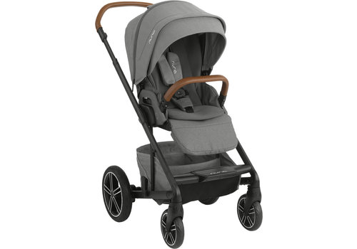 Nuna 2020 Nuna Mixx Stroller In Oxford + Adaptors