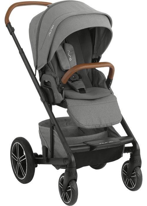 Nuna 2020 Nuna Mixx Stroller In Oxford + Adaptors