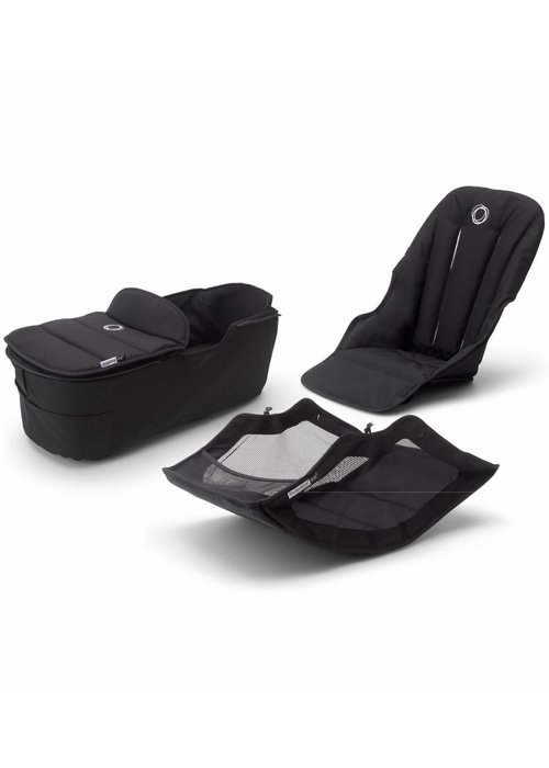 Bugaboo Bugaboo Fox2 Style Set In Black
