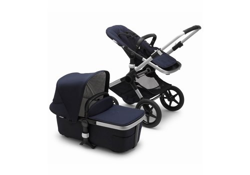 Bugaboo Bugaboo Fox2 Classic (Quilted) + Complete Aluminum Frame /Dark Navy