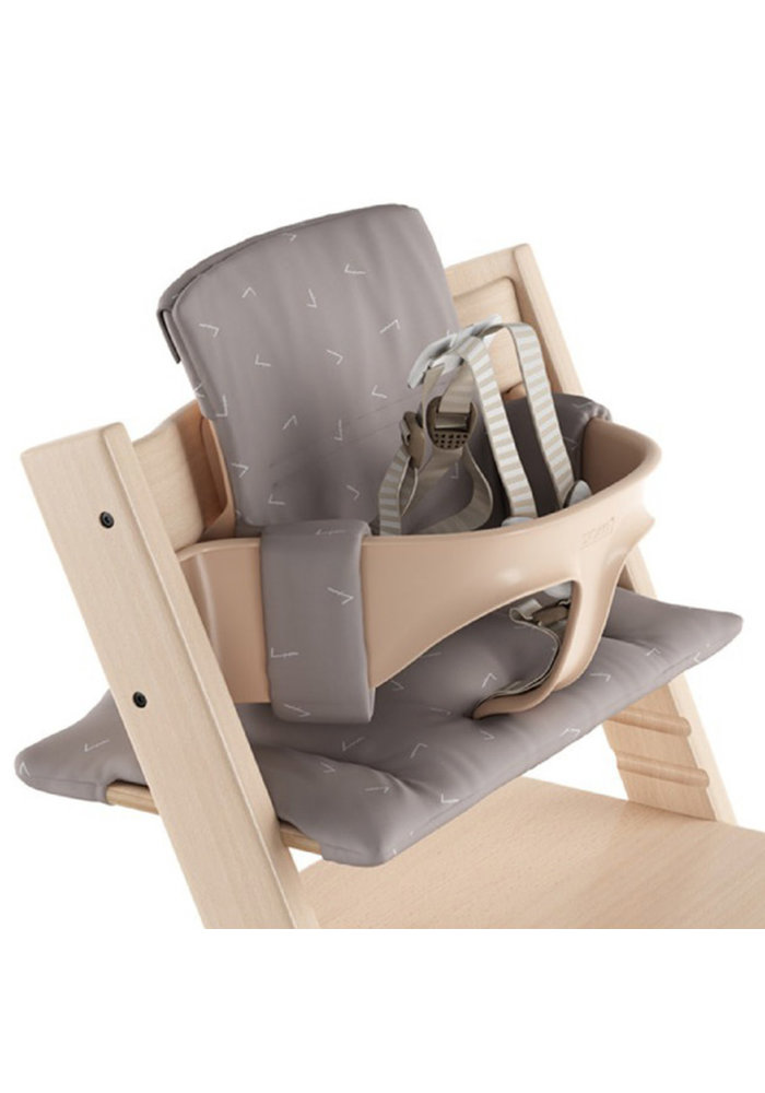 Stokke Tripp Trapp Cushions In Icon Grey