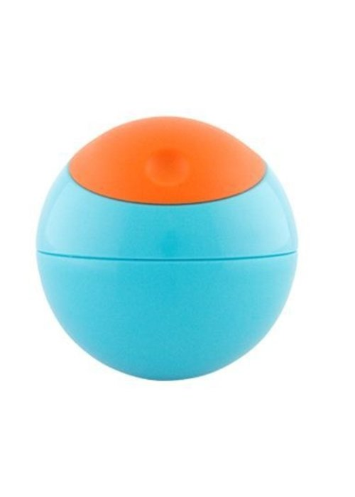Boon Boon Snack Ball In Blue and Tangerine