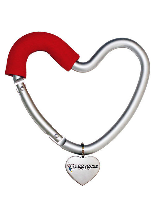 Buggy Gear Buggy Gear Buggy Heart Hook In Red Foam