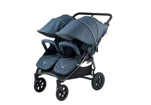 Valco Baby Valco Baby Neo Twin Duo In Tailormade Denim Blue
