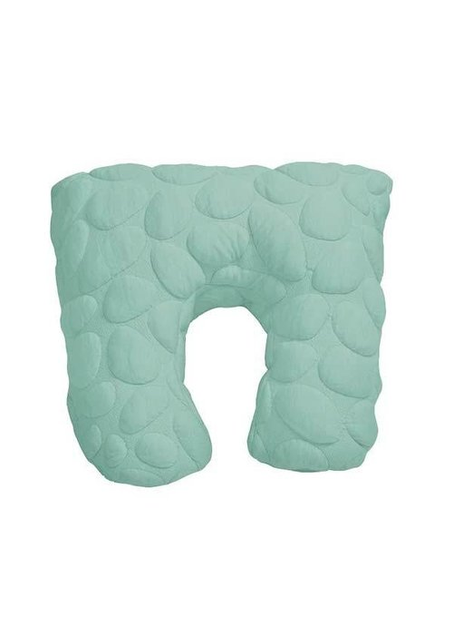 Nook Sleep Nook Sleep Niche Nursing Pillow In Sea Glass