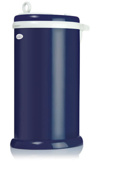 Ubbi World Ubbi Diaper Pail In Navy Blue